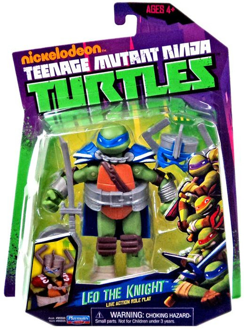 Teenage Mutant Ninja Turtles Nickelodeon Leo the Knight Action Figure