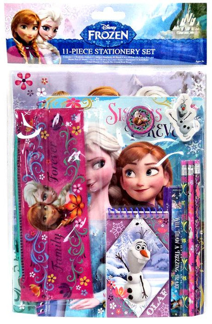 Disney Frozen Frozen 11-Piece Stationery Kit