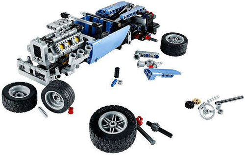 lego technic 42022 instructions