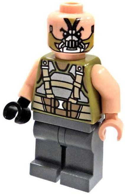 LEGO Batman Loose Bane Minifigure [Version 3 Loose]