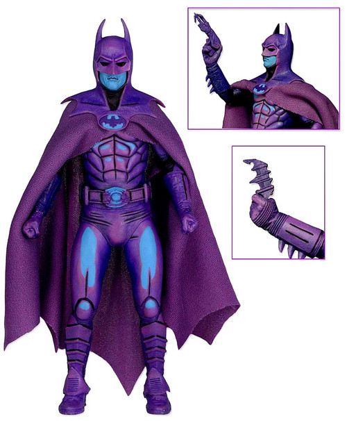 NECA DC Batman Action Figure [1989 Video Game Appearance]