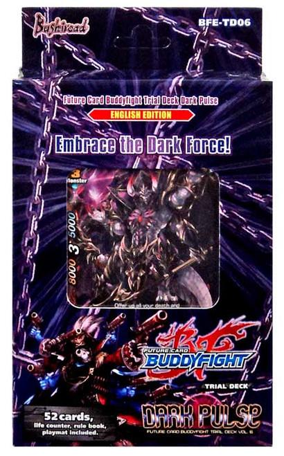 Future Card Buddyfight Dark Pulse Trial Deck Bfe Td06