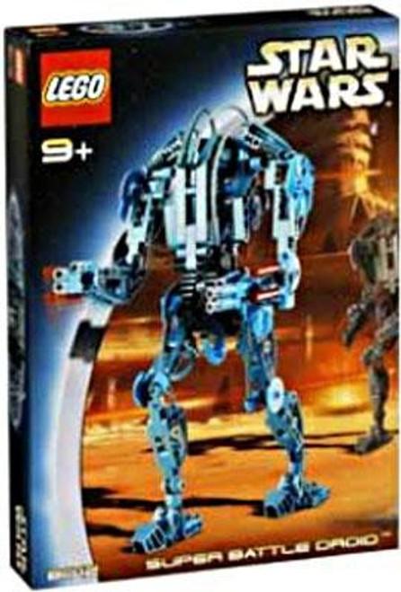 LEGO Star Wars The Clone Wars Super Battle Droid Set #8012