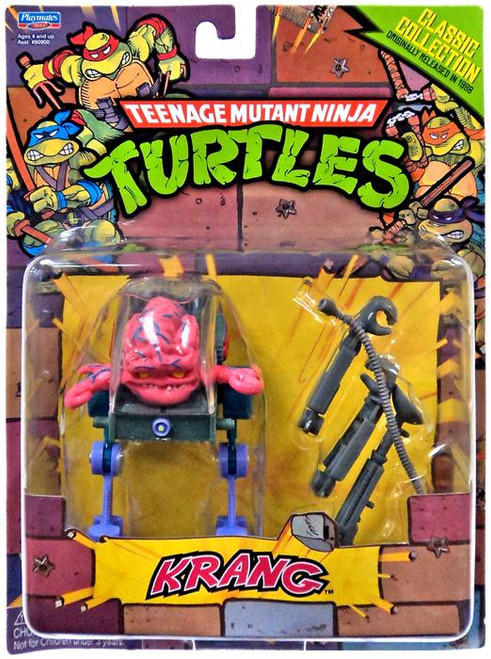 Teenage Mutant Ninja Turtles 1987 Retro Krang Action Figure