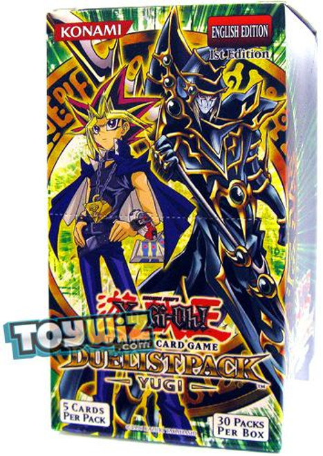 YuGiOh Duelist Pack Yugi Booster Box [Sealed]