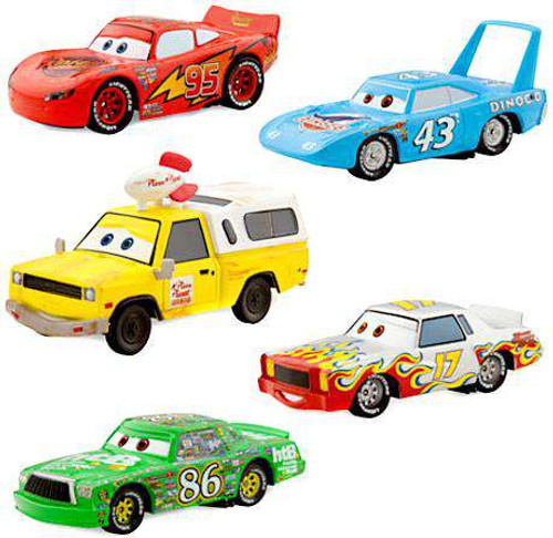 Disney Cars 148 Deluxe Sets Deluxe Piston Cup Exclusive