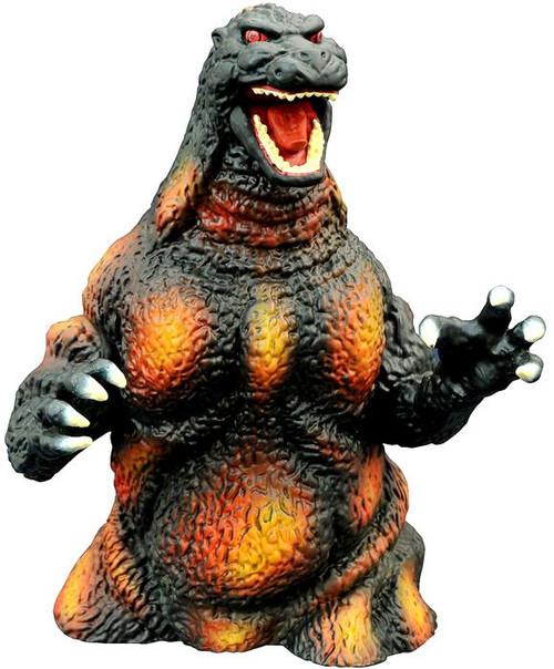Burning Godzilla Exclusive Vinyl Bust Bank