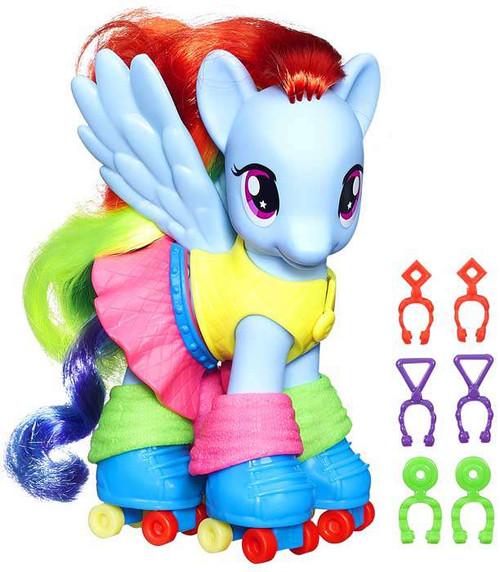 My Little Pony Friendship Is Magic Rainbow Power Rainbow Dash Figure Fashion Style Hasbro Toys