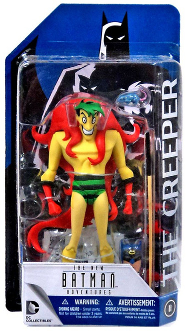 Resultado de imagem para Batman Animated Series NBA Action Figure - The Creeper