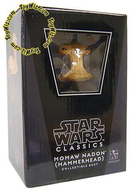 Star Wars Classics Momaw Nadon 5-Inch Mini Bust
