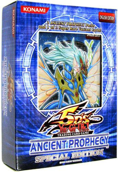 YuGiOh Ancient Prophecy Special Edition Pack [Sealed]