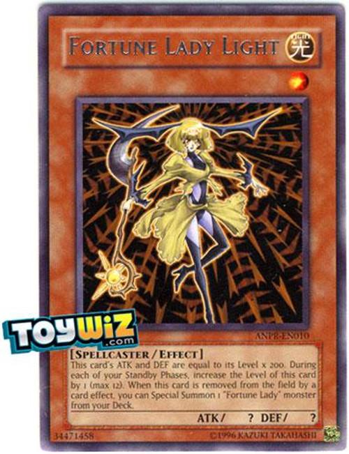 YuGiOh Ancient Prophecy Rare Fortune Lady Light ANPR-EN010