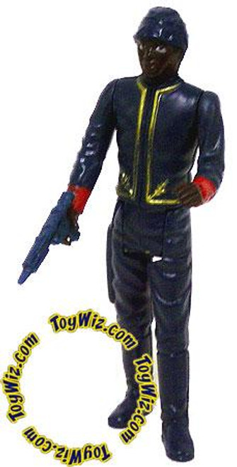 Star Wars The Empire Strikes Back Vintage 1980 Bespin Guard Action Figure [Dark, Loose Complete C-9]