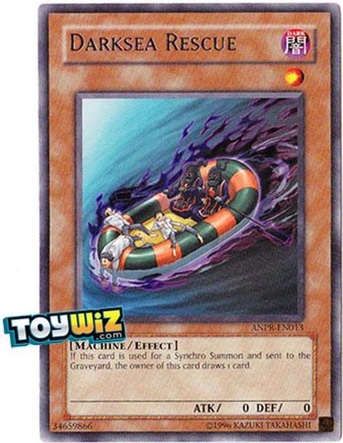 YuGiOh Ancient Prophecy Rare Darksea Rescue ANPR-EN013