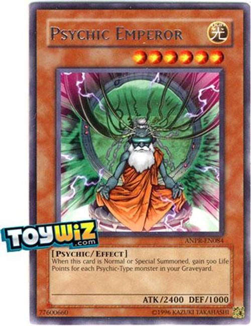 YuGiOh Ancient Prophecy Rare Psychic Emperor ANPR-EN084