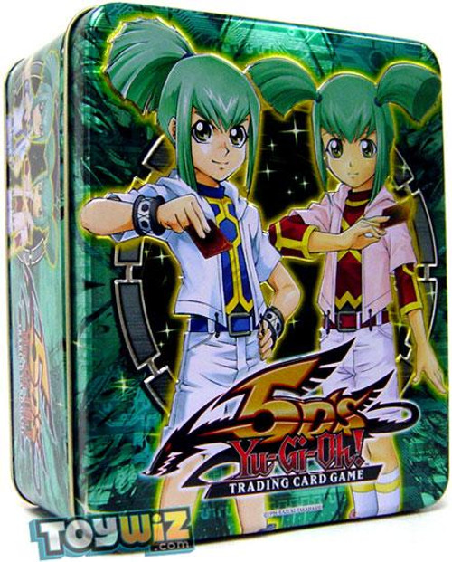 YuGiOh 5D's 2009 Collector Tin Leo & Luna Exclusive Collector Tin [Sealed]