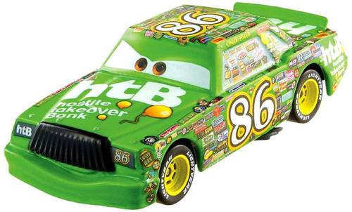 Disney Cars Chick Hicks 155 Diecast Car 118 Mattel Toys