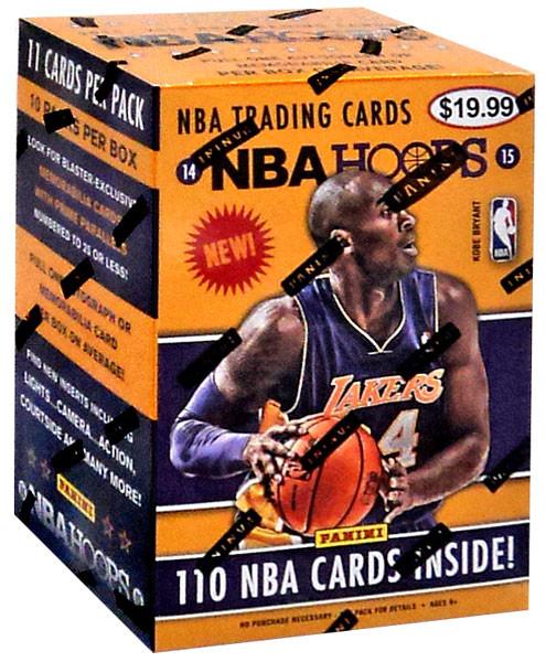 PANINI NBA Basketball 2014-15 NBA Hoops Trading Card Blas...
