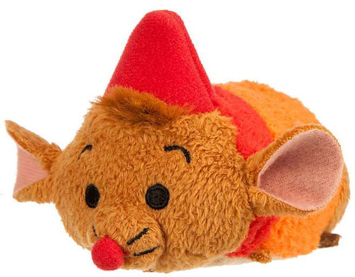 Disney Cinderella Tsum Tsum Jaq Exclusive 3.5-Inch Mini Plush