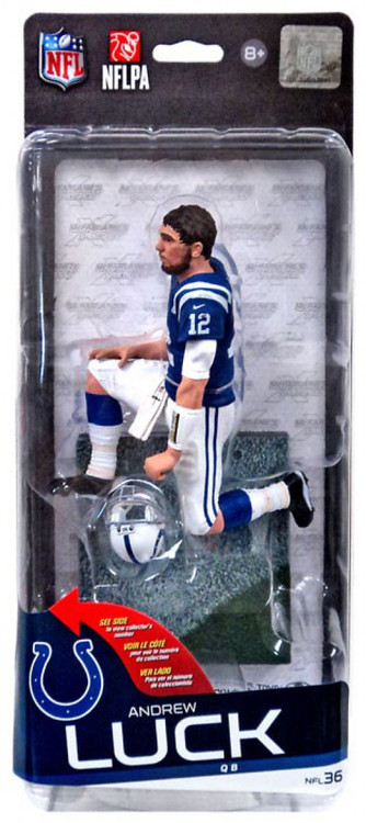 McFarlane Toys NFL Indianapolis Colts Sports Picks Series...