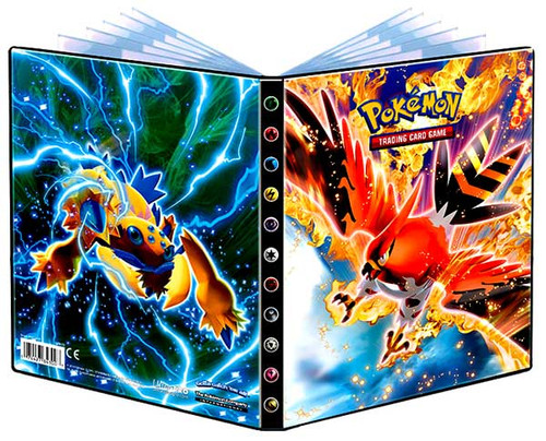 Ultra Pro Pokemon Card Supplies Talonflame & Galvantula 4...