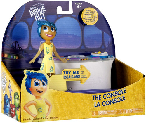 TOMY Disney / Pixar Inside Out The Console Figure Set