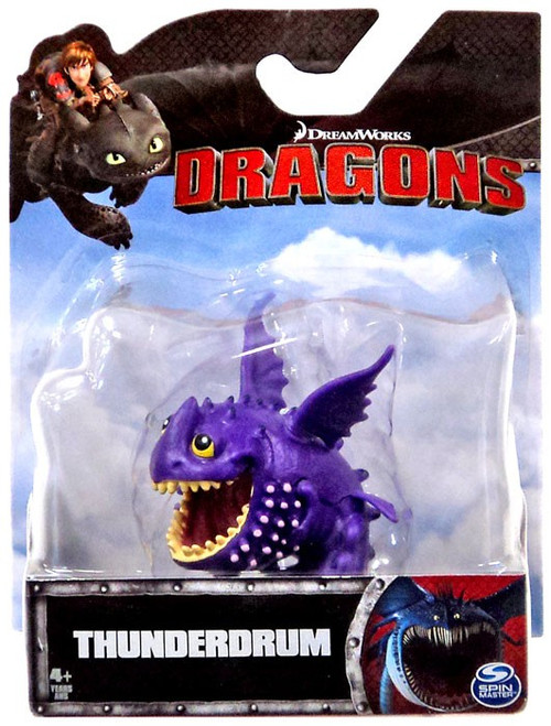 Spin Master How to Train Your Dragon Dragons Thunderdrum ...