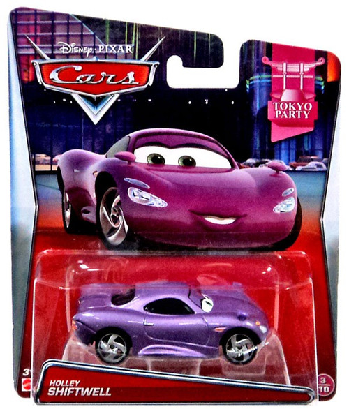 Mattel Disney Cars Tokyo Party Holley Shiftwell Diecast C...