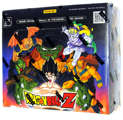 PANINI Dragon Ball Z Collectible Card Game Movie Collecti...