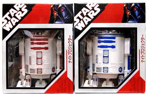 Taito Star Wars Electronics Set of R2-Unit Light Scene Pr...