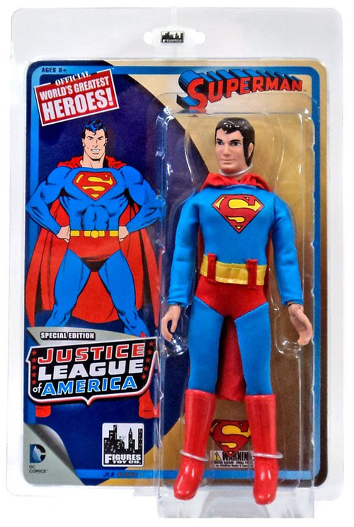 Best Justice League Toys And Action Figures For Kids : Dc justice league of america worlds greatest heroes