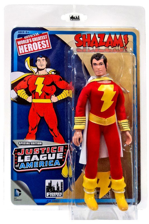 Best Justice League Toys And Action Figures For Kids : Dc justice league of america worlds greatest heroes shazam