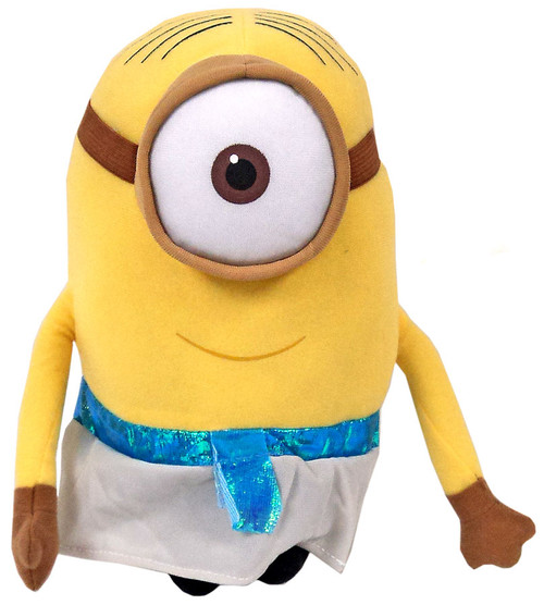 Toy Factory Despicable Me Minions Movie Egyptian Minion 9...