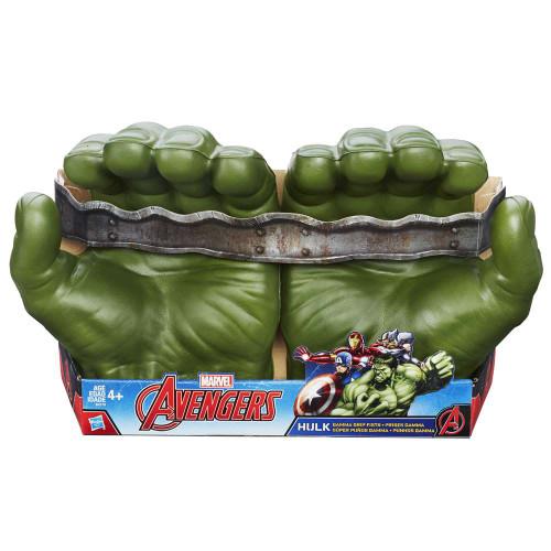 Hasbro Marvel Avengers Hulk Gamma Grip Fists Roleplay Toy