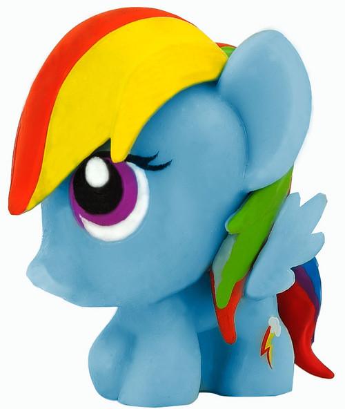 My Little Pony Fashems Rainbow Dash 1 5 Mini Figure Loose Tech4kids Toywiz