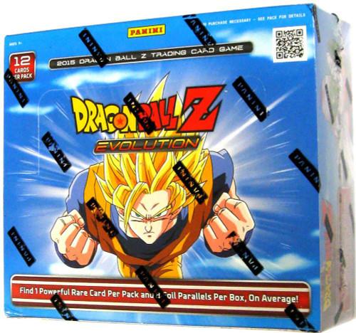 PANINI Dragon Ball Z Collectible Card Game Evolution Boos...