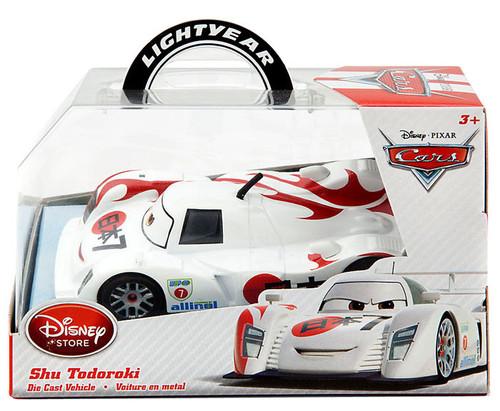 Disney Pixar Cars Shu Todoroki 143 Diecast Car - ToyWiz