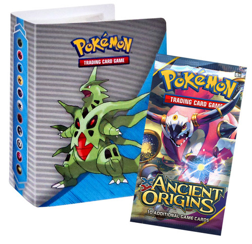 Pokemon Card Supplies Ancient Origins 2-Inch Collector Al...