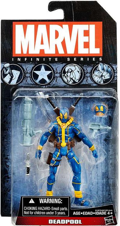 Hasbro Marvel X-Men Avengers Infinite 2015 Series 3 Deadp...
