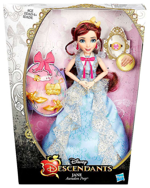 Hasbro Disney Descendants Jane 11-Inch Deluxe Doll [Coron...