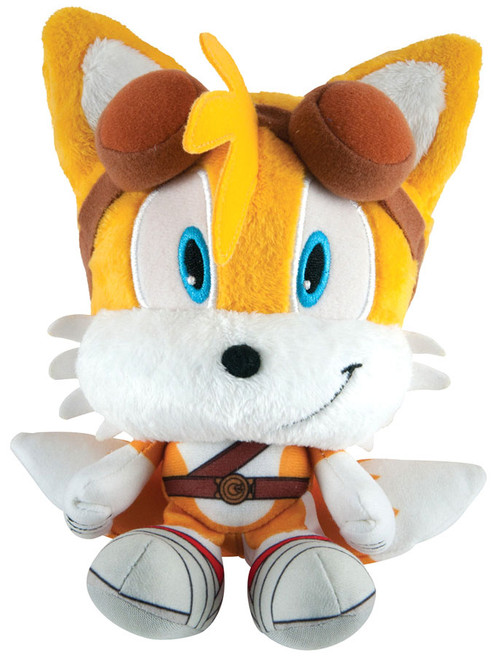 TOMY Sonic The Hedgehog Sonic Boom Tails Super Deformed 6...