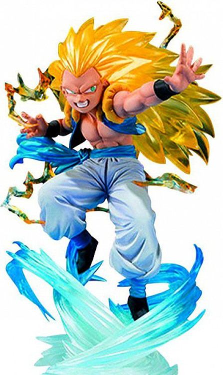 Dragon Ball Z Figuarts ZERO Super Saiyan 3 Gotenks Statue ...