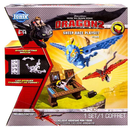 Spin Master How to Train Your Dragon 2 Ionix Sheep Race S...