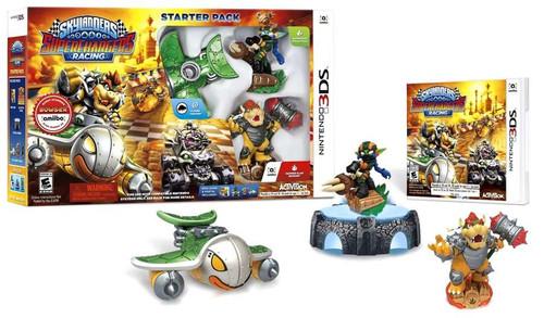 Skylanders SuperChargers 3DS Starter Pack