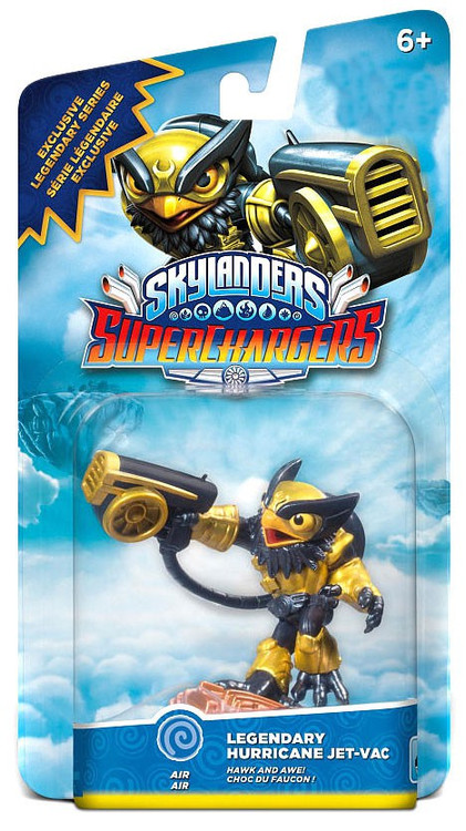 Activision Skylanders SuperChargers Legendary Hurricane J...