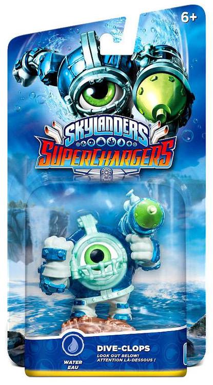 Activision Skylanders SuperChargers Dive-Clops Figure Pack