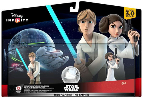 Disney Infinity Star Wars 3.0 Originals Rise Against the ...
