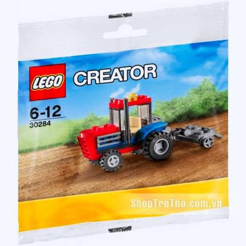 Lego Creator Tractor Mini Set #30284 [Bagged]