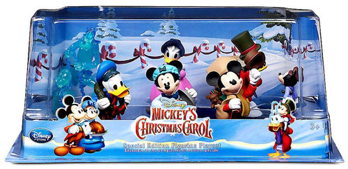 Disney Mickey Mouse Mickey's Christmas Carol