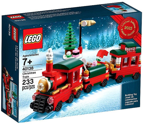 Lego Christmas Train Set #40138